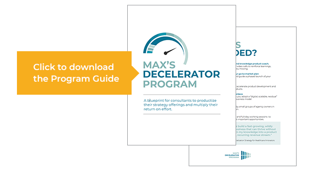 Decelerator Program Guide